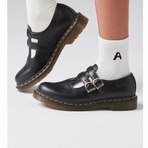 🇬🇧 Dr. Martens MADE IN ENGLAND Mary Janes W-8